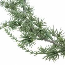 Garland conifers gray-green 167cm