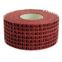 Grid tape 4.5cm x 10m Bordeaux