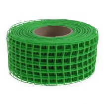 Grid tape 4.5cmx10m green