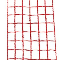 Grid tape 4.5cm x 10m red