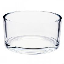 Glass bowl Ø15cm H8cm