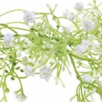 Garland gypsophila white 180cm