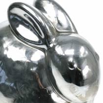 Bunny silver antique H14.5cm