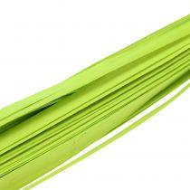 Wooden strips spring green 95cm - 100cm 50p
