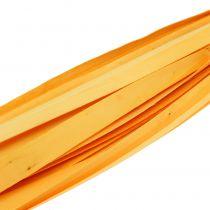 Wooden strips yellow 95cm - 100cm 50p