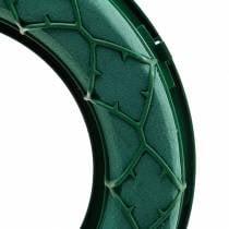 OASIS® IDEAL universal floral foam ring green Ø27.5cm 3pcs