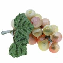 Artificial Mini Grapes Green 9cm