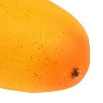 Artificial Mango Yellow 13cm