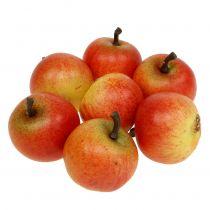 Artificial fruit apples Cox 3.5cm 24pcs