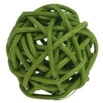 Lataball 3cm bleached green 72pcs
