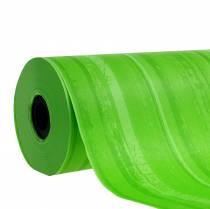 Cuff paper 37.5cm 100m may green / green