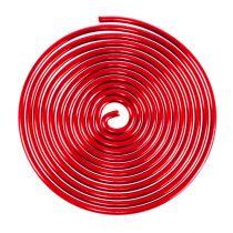Aluminum wire screw metal screw red 2mm 120cm 2pcs