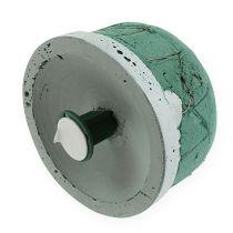 Floral foam for urn arrangement with large clip holder Ø10.5cm 3pcs