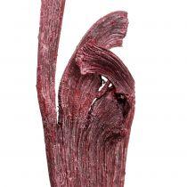 Natraj antler wood mix red, white washed 10pcs