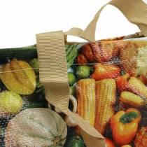 Shopping bag with handles Harmonie 35 × 18 × 39cm plastic