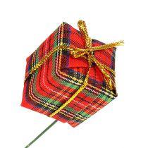 Parcel 2.5cm on wire Scottish 60pcs