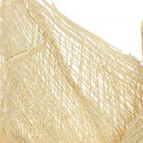 Bleached palm fiber 400g