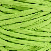 Paper cord 6mm 23m apple green
