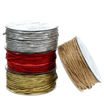 Paper cord without wire Ø3mm 40m