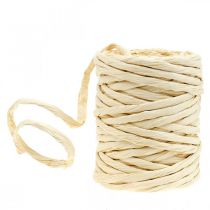 Paper cord 6mm 23m natural