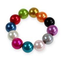 Decorative pearls Ø10mm 115pcs