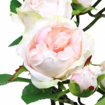 Rosary pink Ø35cm