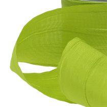 "Ribbon green ""Crash"" 50mm 20m"