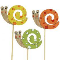 Decorative plug snail H30cm 12pcs