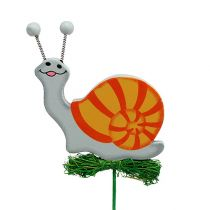 Snail as a plug 7cm L28cm 15pcs