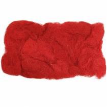 Sisal red 500g natural fiber