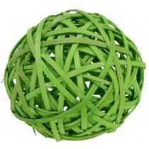 Chipball light green Ø8cm 4pcs