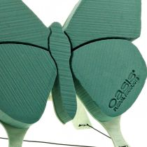 Floral foam figure butterfly with stand 56cm x 40cm