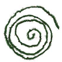 Fir garland with cones 3.6m