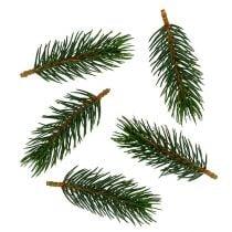 Fir tips green 10cm 36pcs