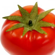 Decorative vegetables, artificial vegetables, tomatoes artificial red Ø8cm