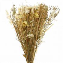 Dried flowers bouquet natural 45cm