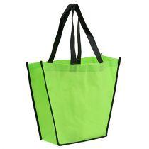 Fleece bag green 38cm x 32cm 1p