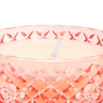 Scented candle in a glass Tropical Ø10cm