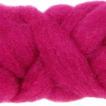 Wool rivet 10m pink