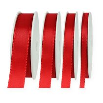 Decoration ribbon red 50m