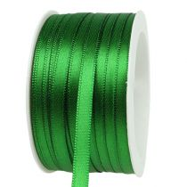Gift and decoration ribbon 6mm x 50m dark green