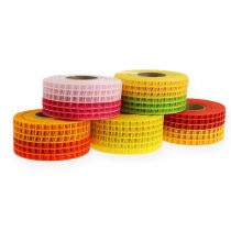 Mesh tape 4.5cm x 10m two-tone 5 rolls
