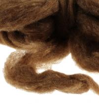 Wool rivet 10m brown