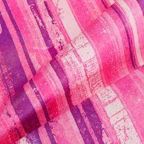 Cuff paper 25cm 100m pink, pink