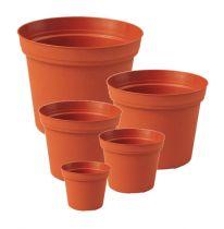 Plant pot plastic insert inner pot terracotta Ø 11 - 29cm, 1p