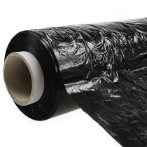 Stretch film wrapping film black 260 meters