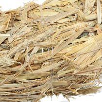 Straw wreath 55 / 10cm