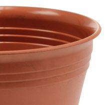 "Planter ""Michele"" terracotta Ø 8.5 - 22 cm, 1p"
