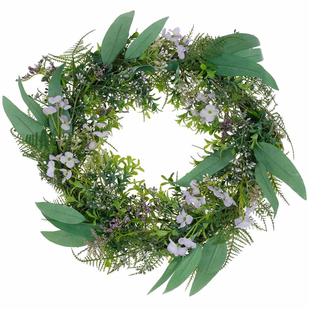 Laurel Wreath Artifical Plant Ø 30 CM Decorative Door Table
