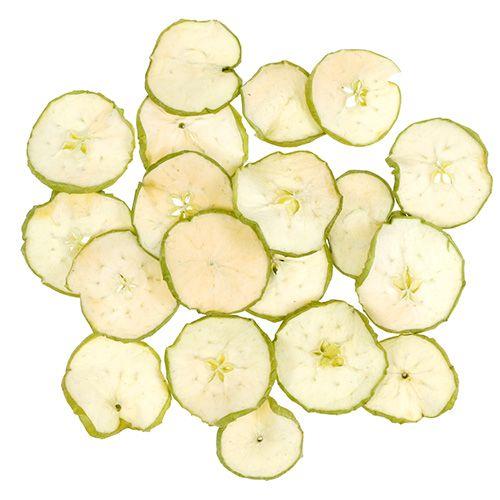 Apple slices green 500g
